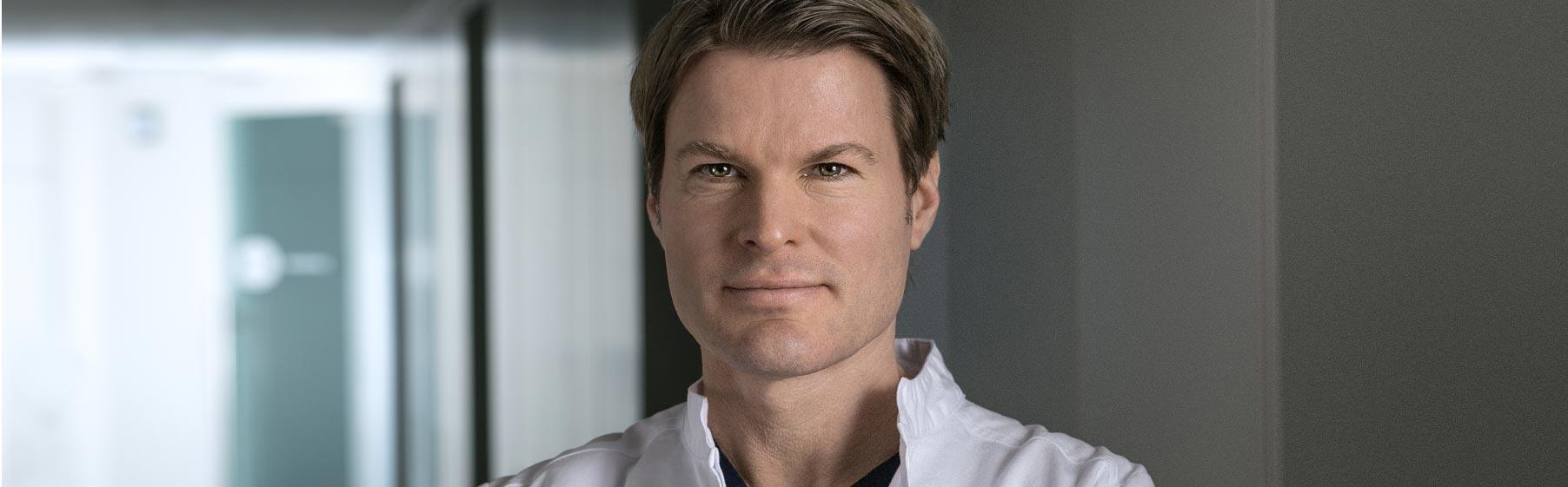 Arztporträt Dr. Dr. Nico Laube | groisman & laube