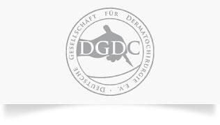 Logo der DGDC Deutsche Gesellschaft für Dermatochirurgie