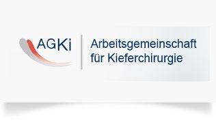 Logo der Arbeitsgemeinschaft für Kieferchirurgie AGKi