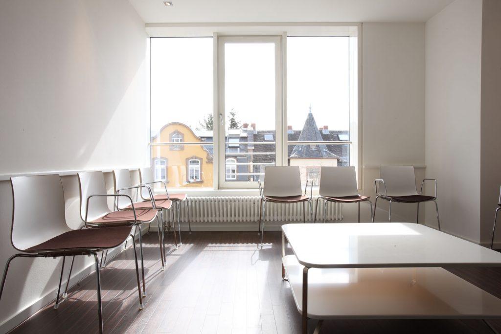Wartebereich andere Perspektive von Groisman & Laube in Frankfurt