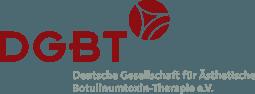 DGBT Logo Mitgliedschaft Dr. Dr. Laube | groisman & laube