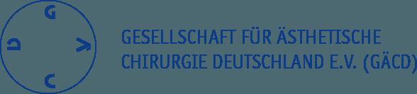 GÄCD Logo Mitgliedschaft Dr. Dr. Laube | groisman & laube
