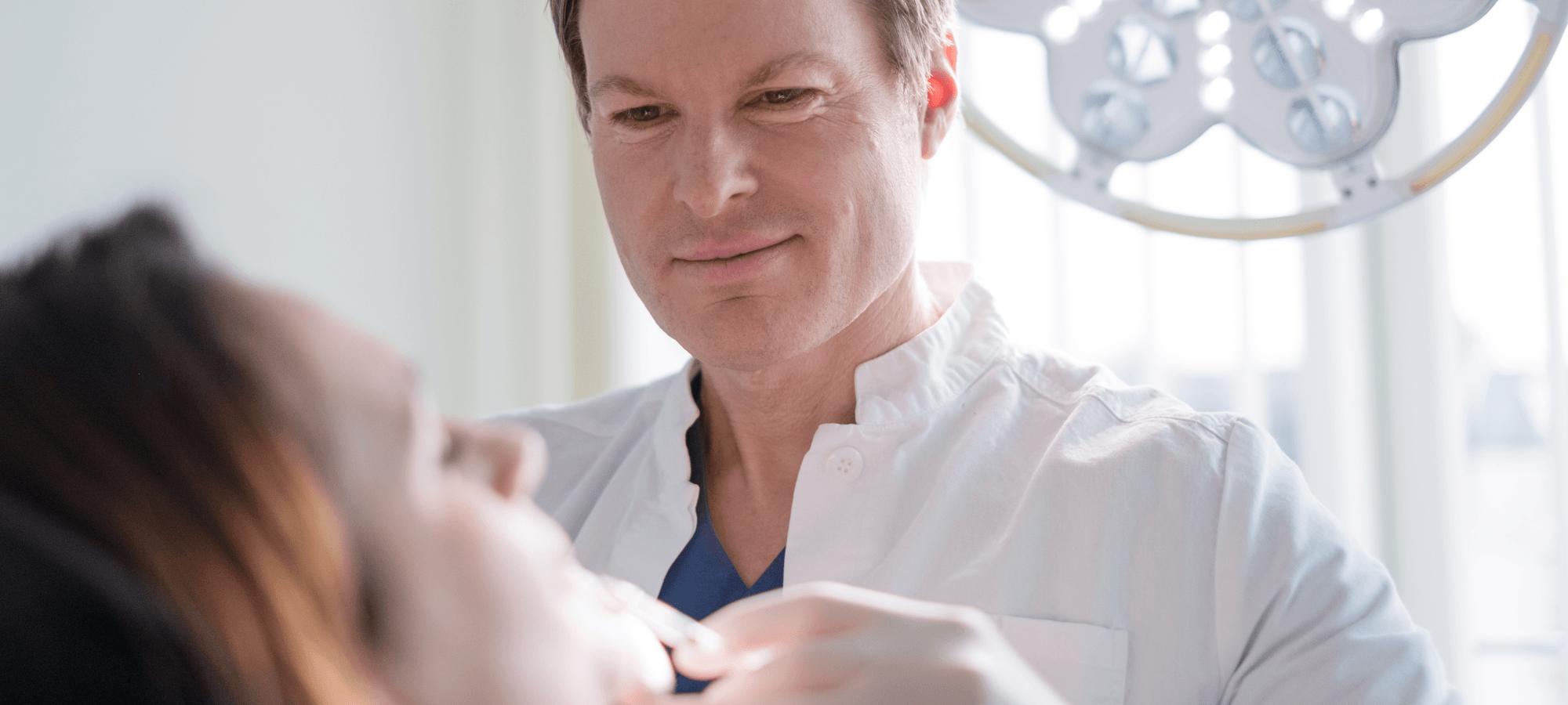 Faltenbehandlung mit Botox | groisman & laube