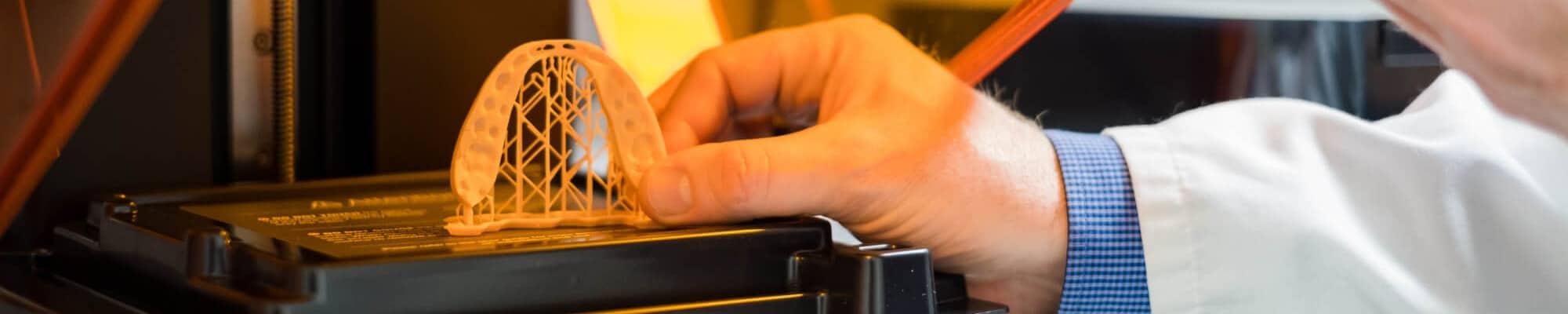 Technische Ausstattung 3D Drucker | groisman & laube