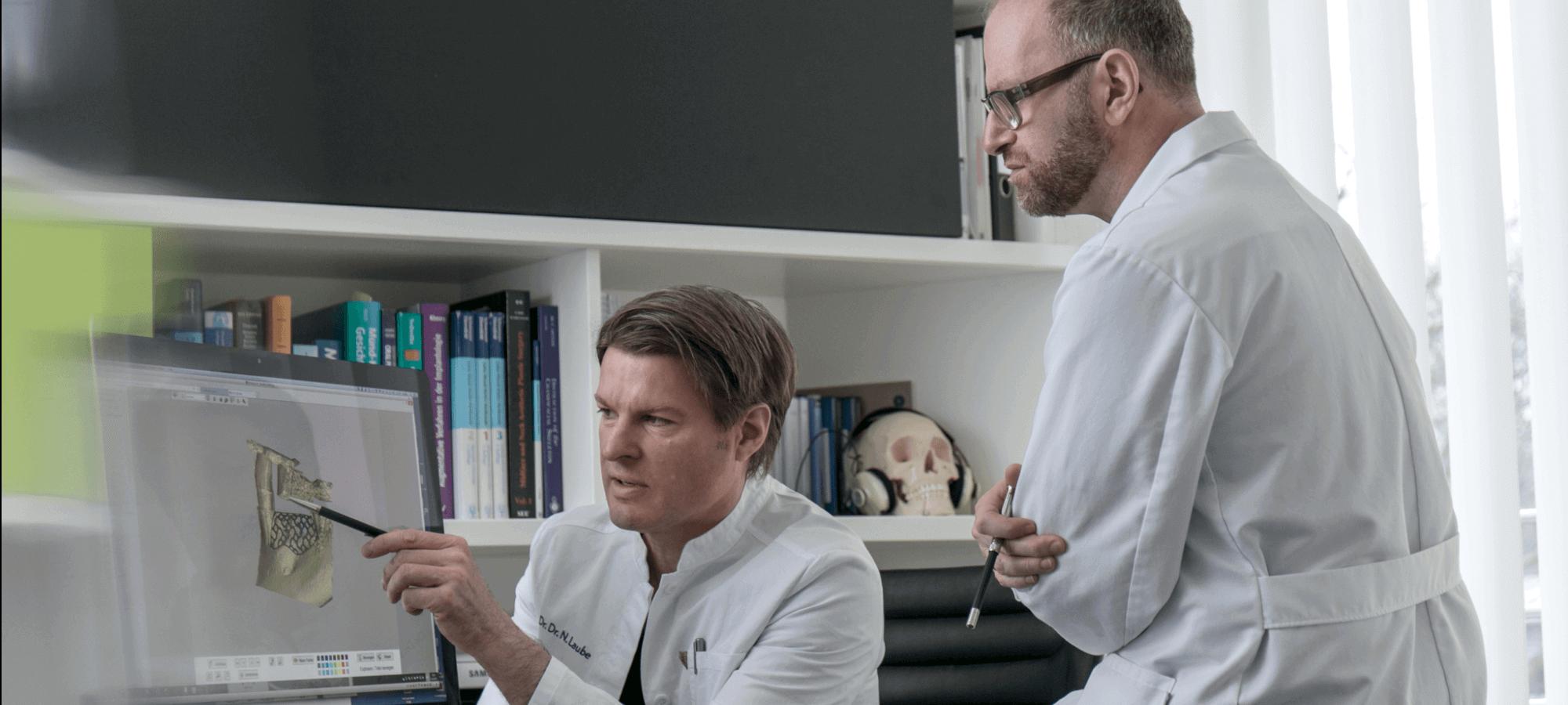 Implantologie 3D-Implantat | groisman & laube