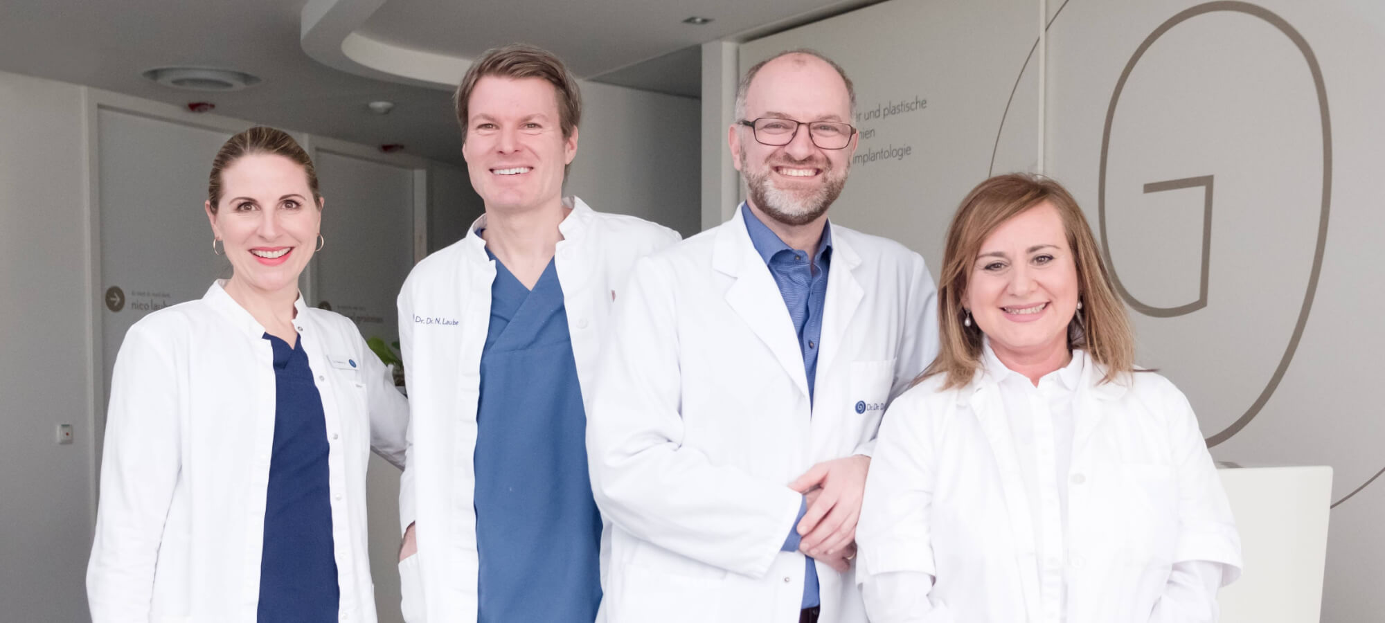 Ärzte Team | groisman & laube Frankfurt