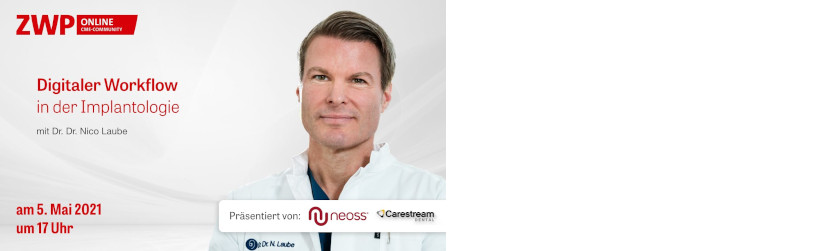 Digitaler Workflow in der Implantologie
