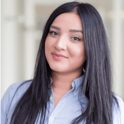 Fara-Setara Habibi Praxisteam Einzelportrait | groisman & laube