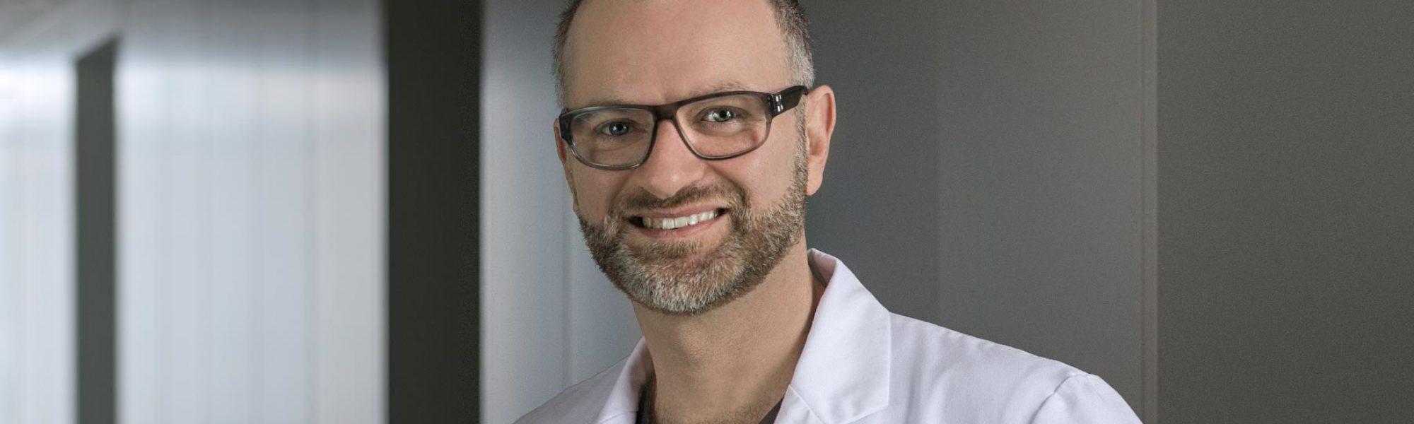 Arztporträt Dr. Dr. Daniel Groisman