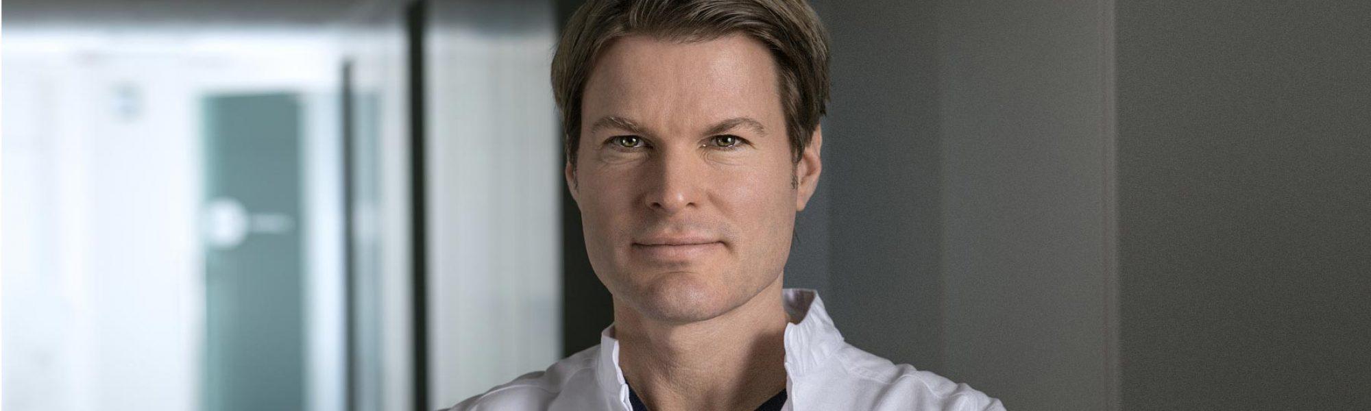 Arztporträt Dr. Dr. Nico Laube