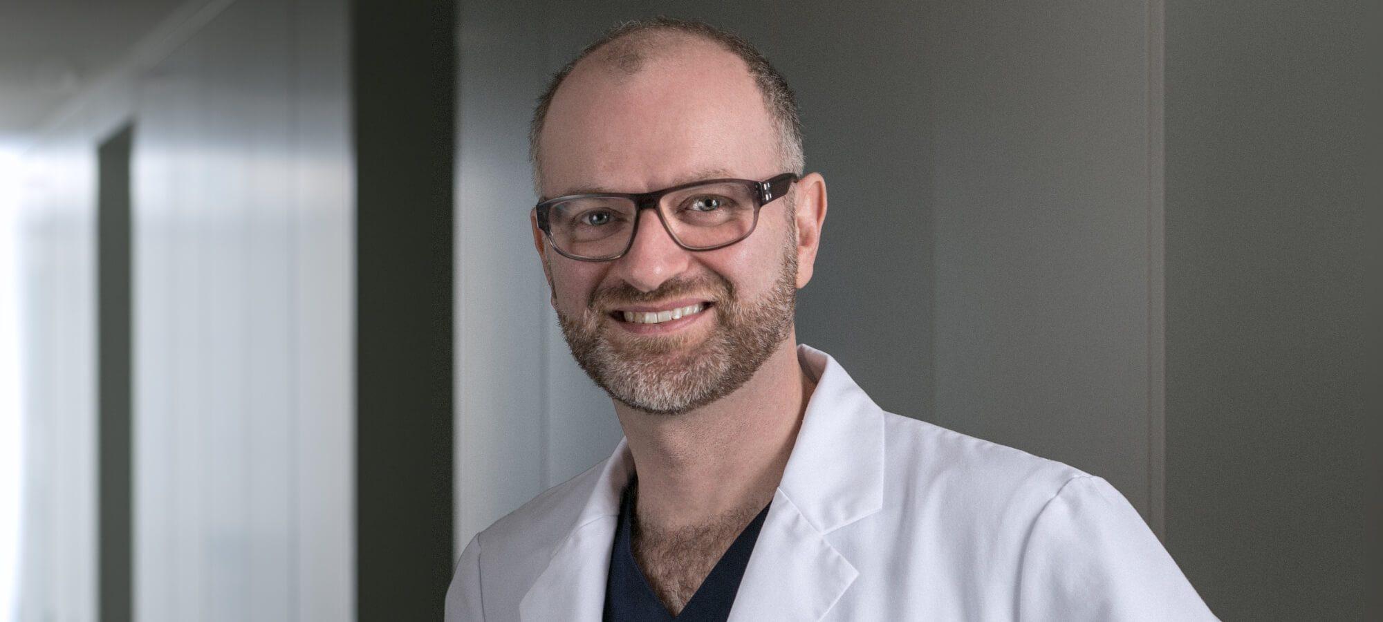 Dr. Dr. Daniel Groisman