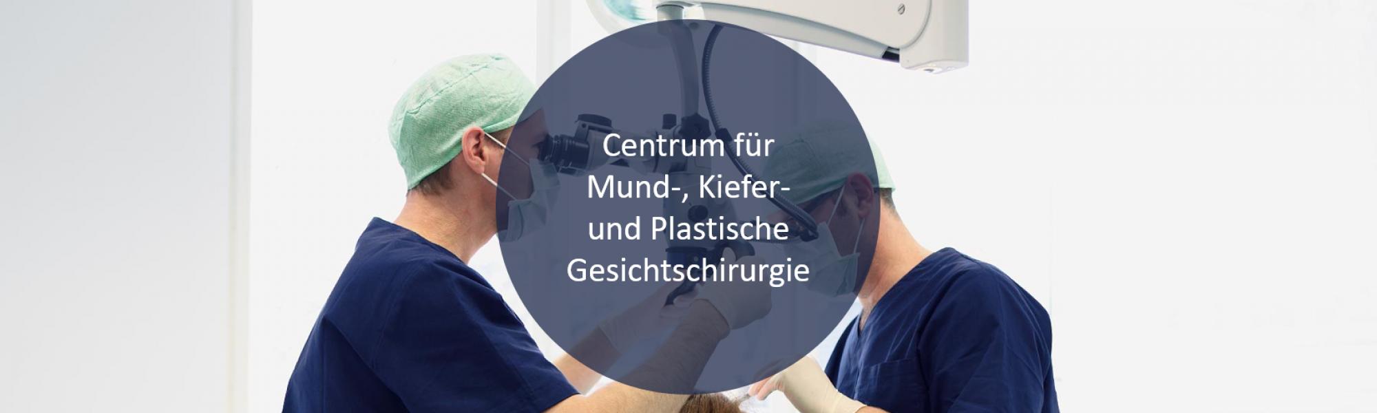 Das Centrum für MKG-Chirurgie bei Groisman & Laube in Frankfurt