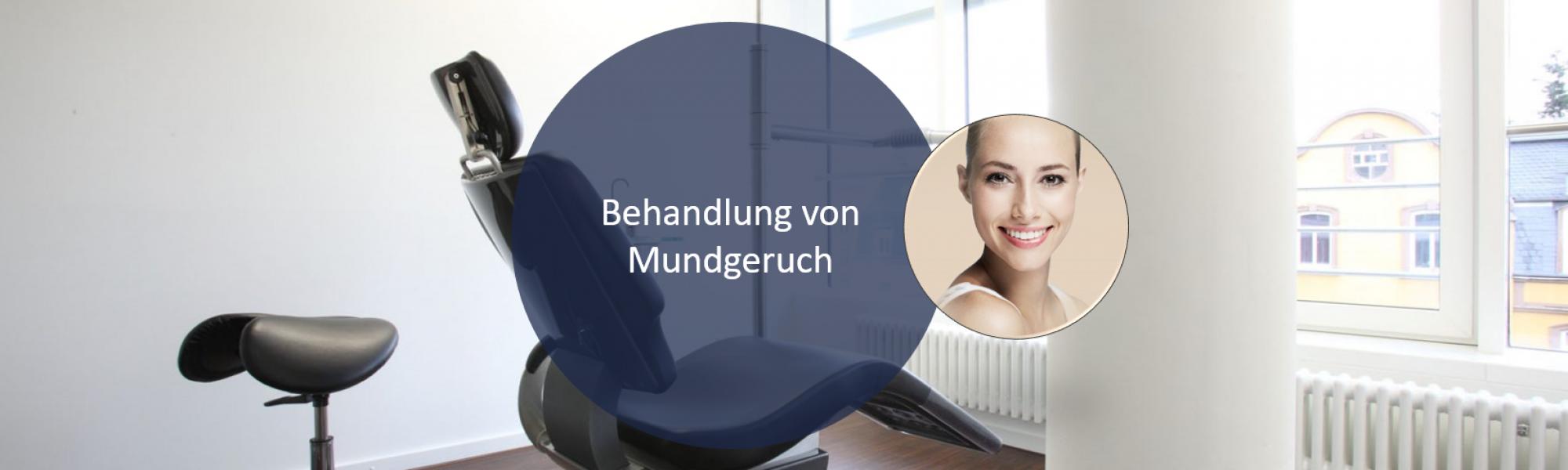 Mundgeruch im Dental Centrum Bethanien bei Groisman & Laube behandeln