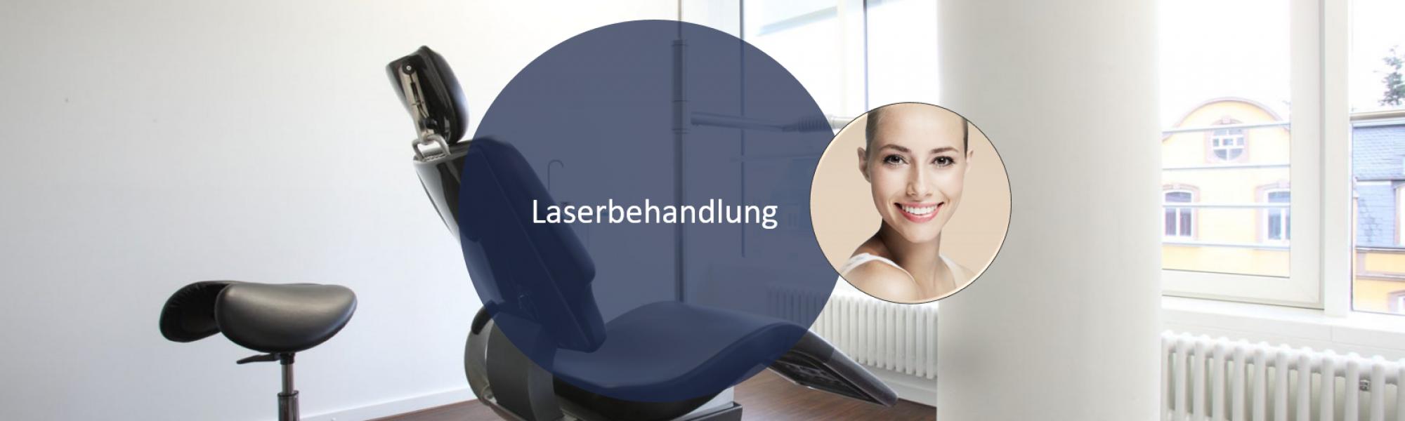 Laserbehandlung im Dental Centrum Bethanien bei Groisman & Laube