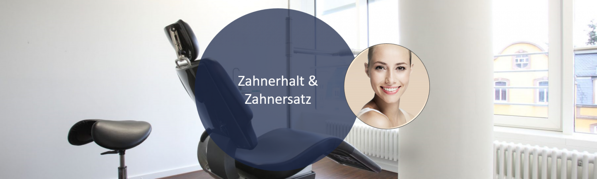 Zahnerhalt & Zahnersatz im Dental Centrum Bethanien bei Groisman & Laube