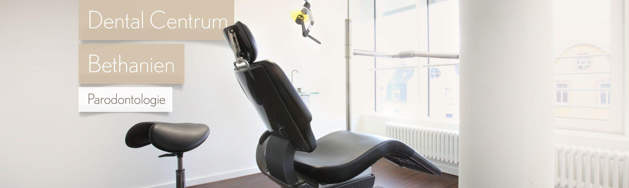 Parodontitis bei Groisman & Laube in Frankfurt behandeln lassen