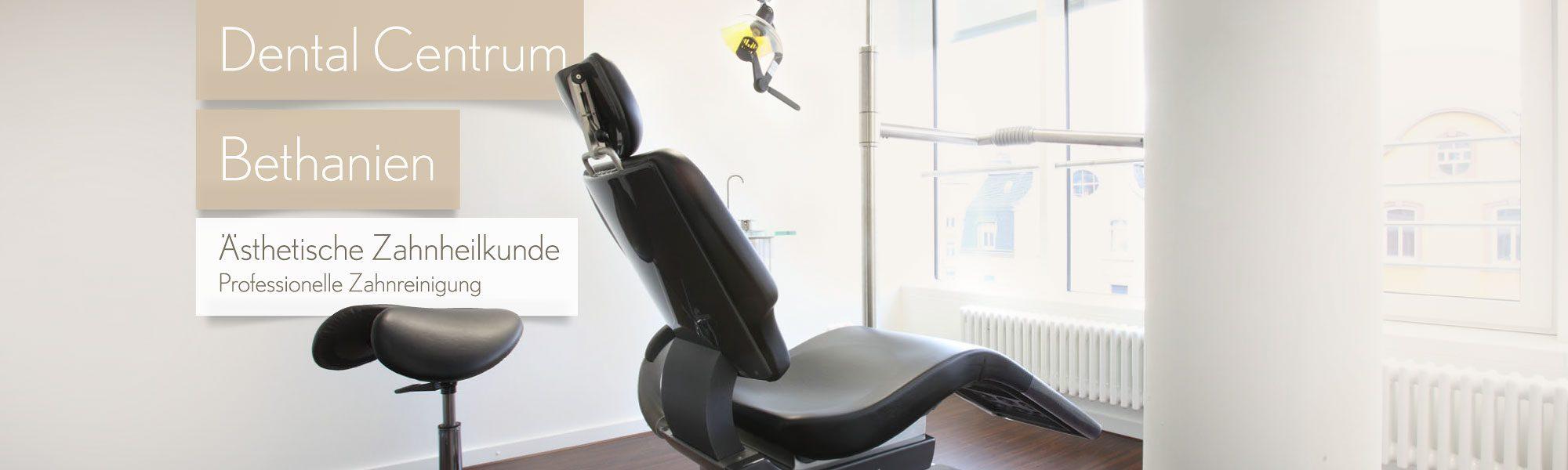 Professionelle Zahnreinigung im Dental-Centrum Bethanien bei Groisman & Laube