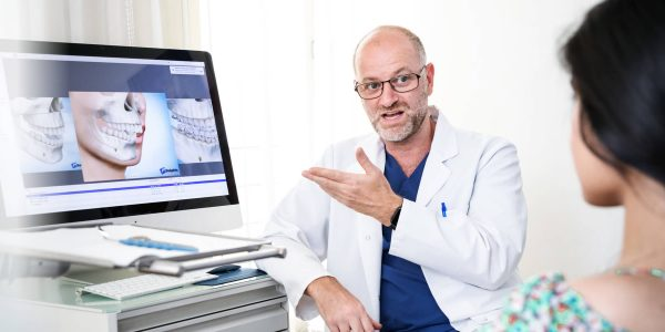Dysgnathie Behandlung bei Dr. Groisman