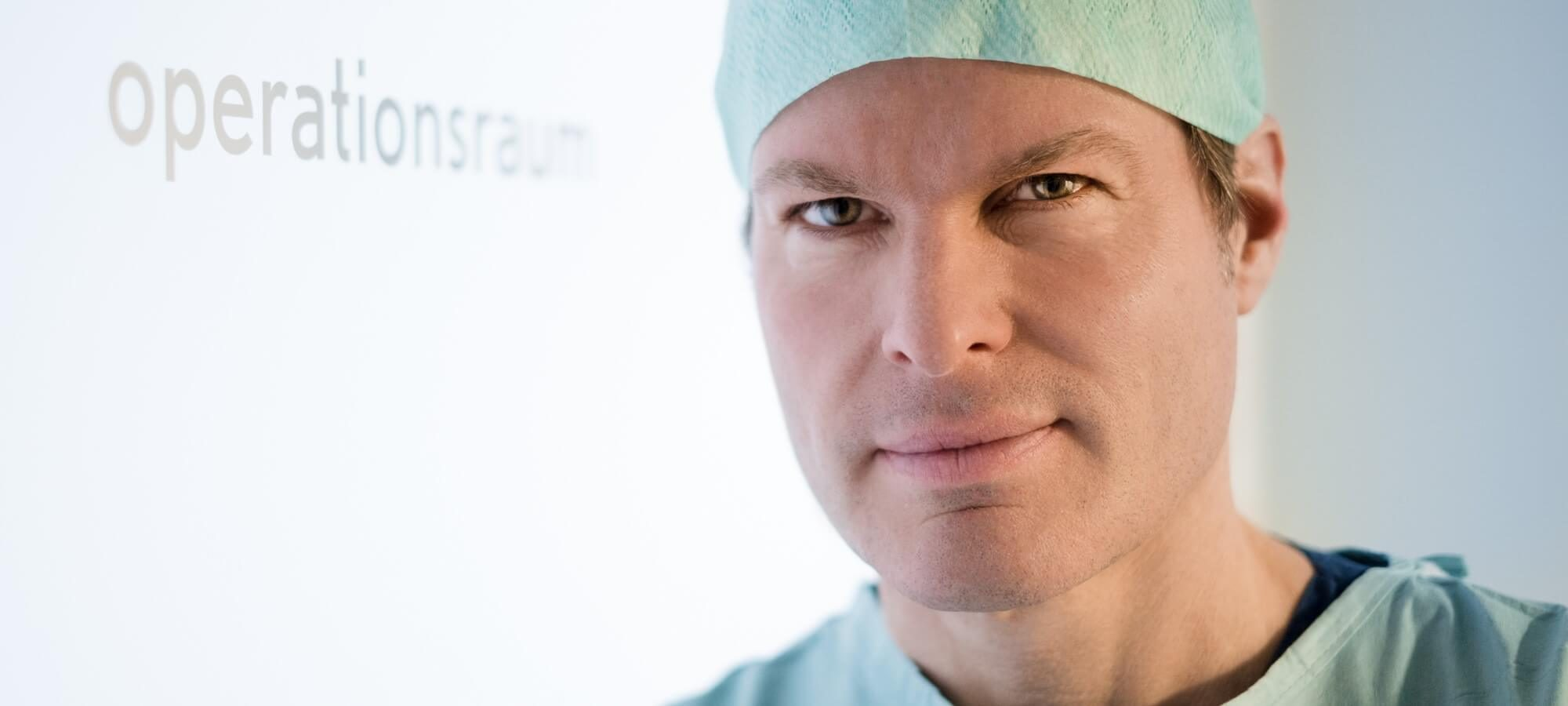Dr. Dr. Laube Operationsraum | groisman & laube