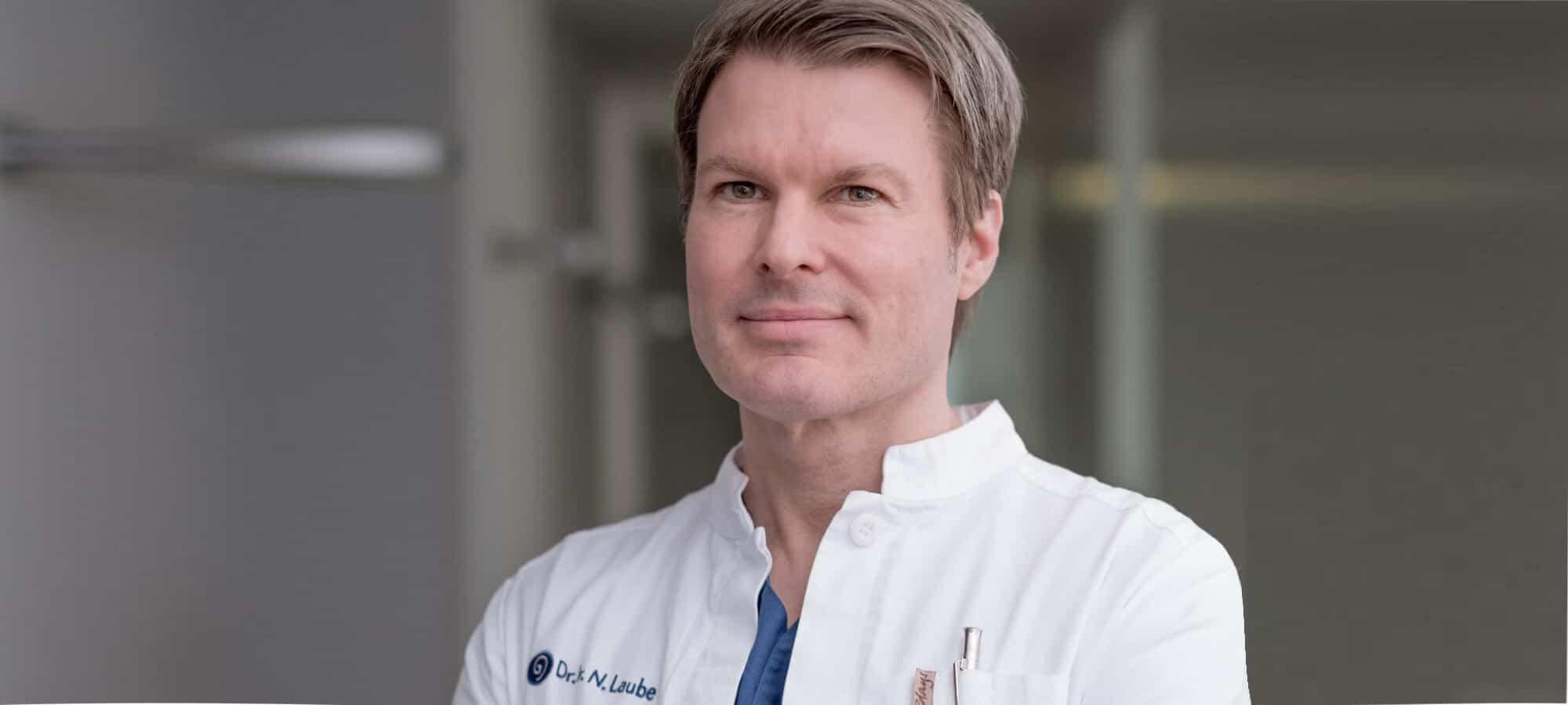 Dr. Dr. Nico Laube in Frankfurt   groisman & laube